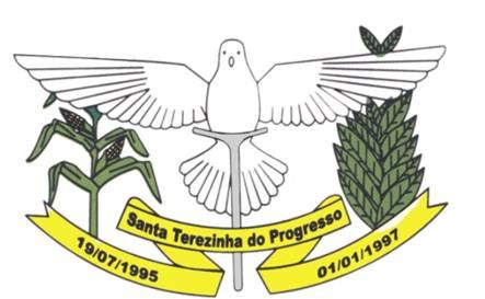Logo da entidade Município de Santa Terezinha do Progresso