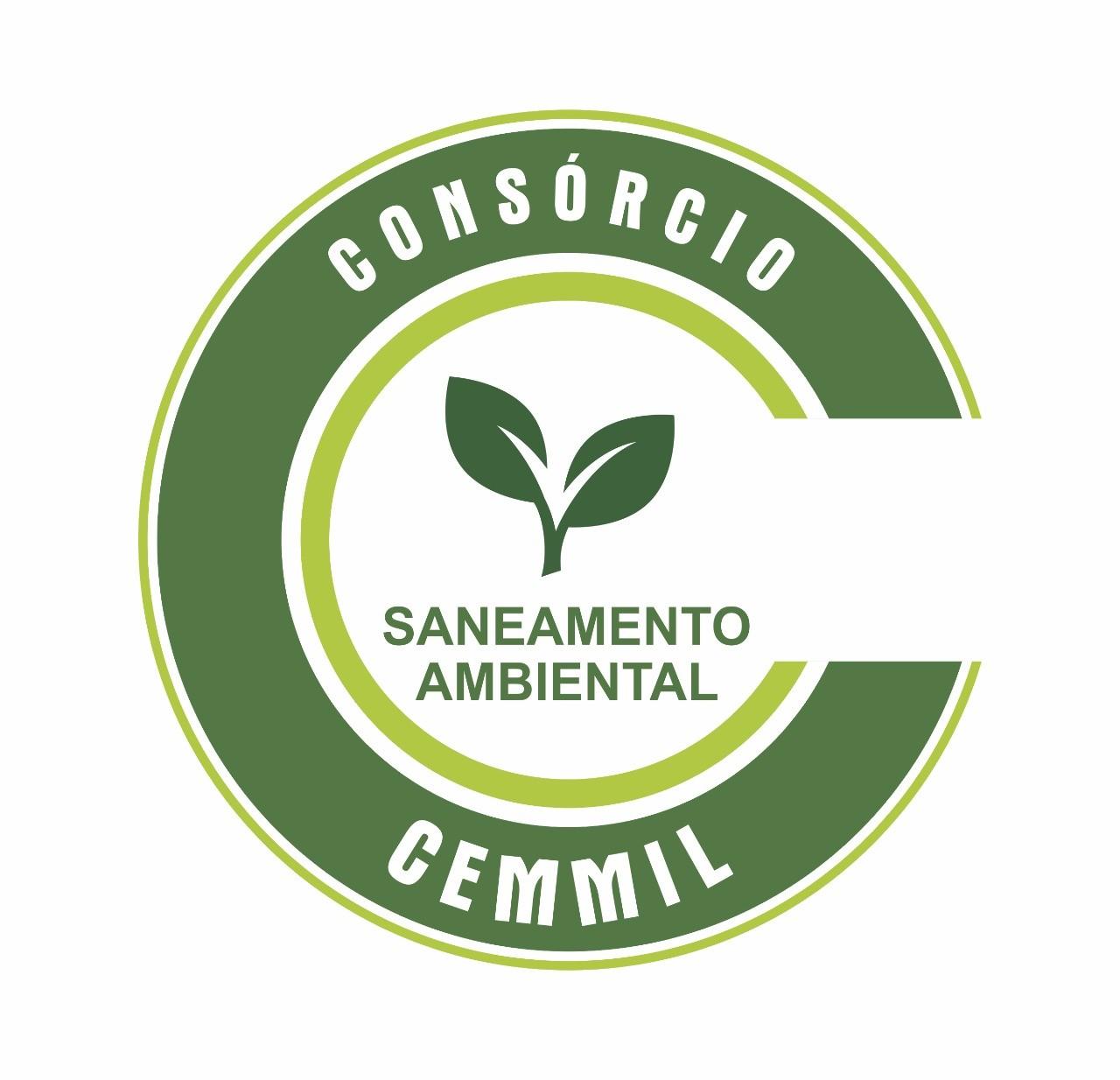 Logo da entidade CONSÓRCIO INTERMUNICIPAL CEMMIL – SANEAMENTO AMBIENTAL