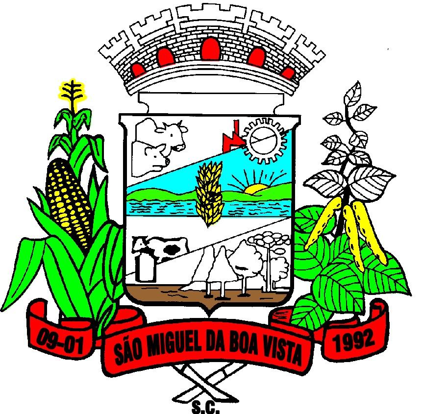 Logo da entidade Município de São Miguel da Boa Vista (SC)