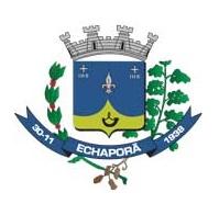 PREFEITURA MUNICIPAL DE ECHAPORÃ