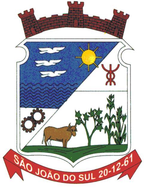 Município de São João do Sul/SC