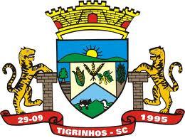 Logo da entidade Município de Tigrinhos