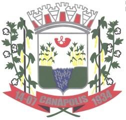 Logo da entidade PREFEITURA MUNICIPAL DE CANÁPOLIS