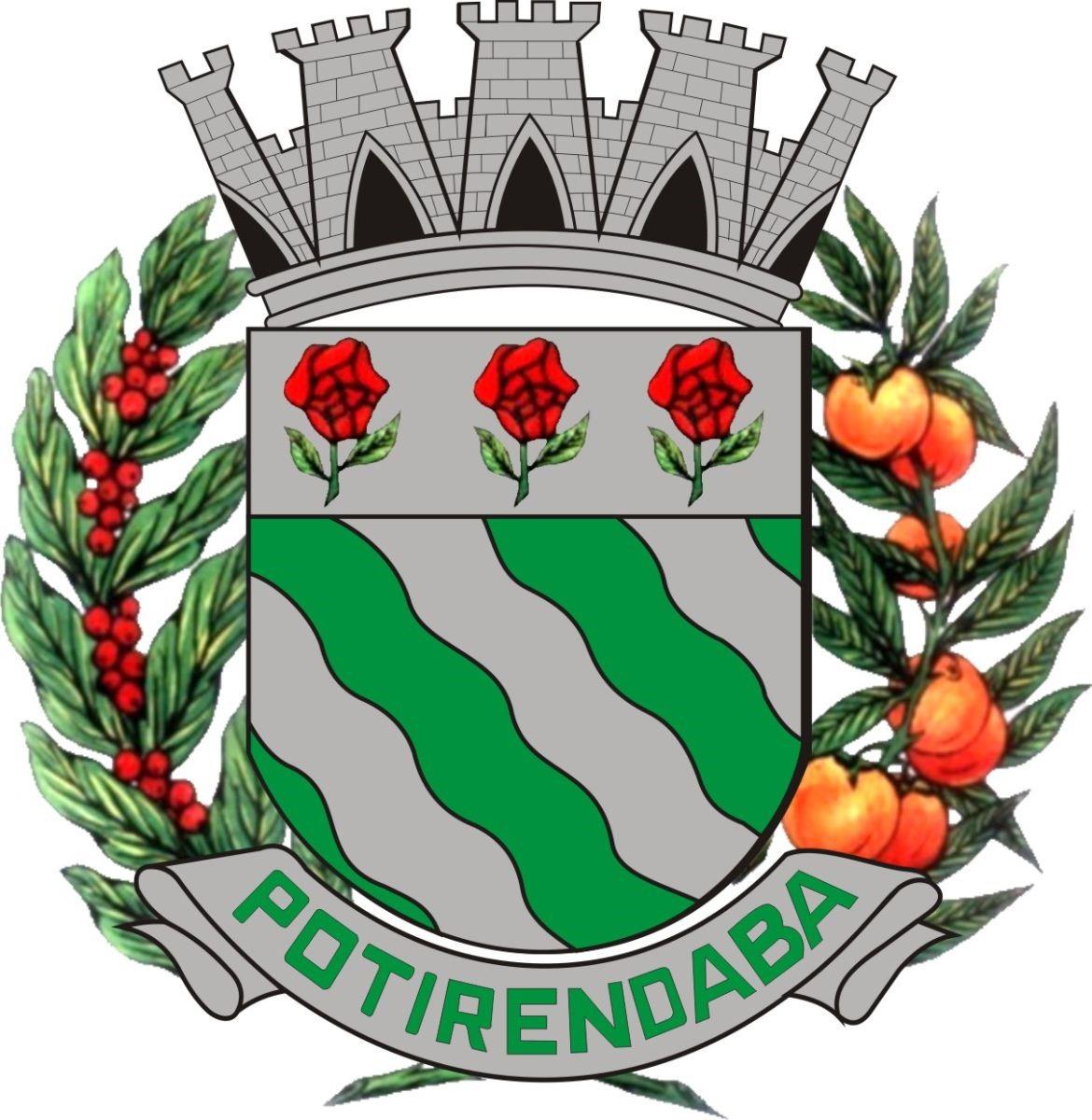 Logo da entidade PREFEITURA MUNICIPAL DE POTIRENDABA