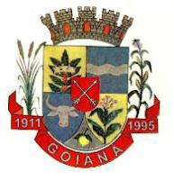 Logo da entidade Pref. Municipal de Goianá/MG