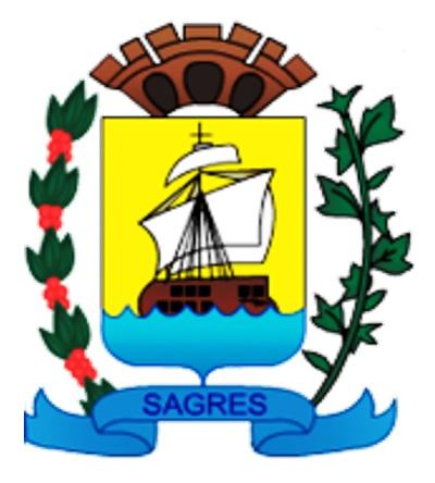 Logo da entidade Prefeitura Municipal de Sagres
