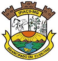 Logo da entidade PREFEITURA MUNICIPAL DE IPIAÇU - MG