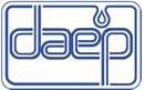 Logo da entidade DAEP - Departamento Autônomo de Água e Esgoto de Penápolis