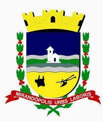Logo da entidade Prefeitura Municipal de Mirandópolis