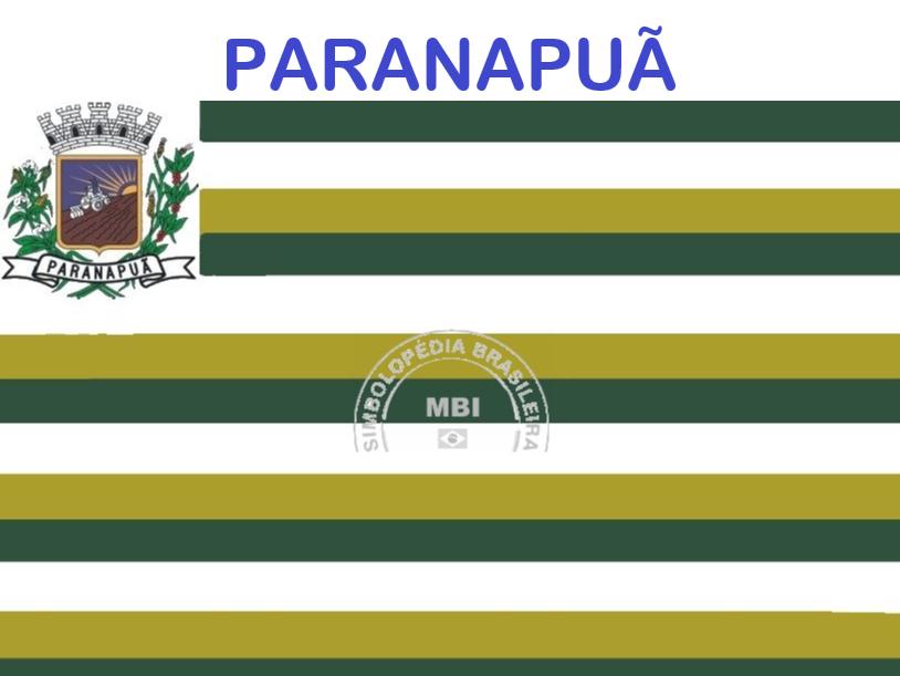 Logo da entidade Município de Paranapuã