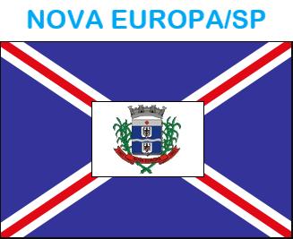 Logo da entidade Município de Nova Europa