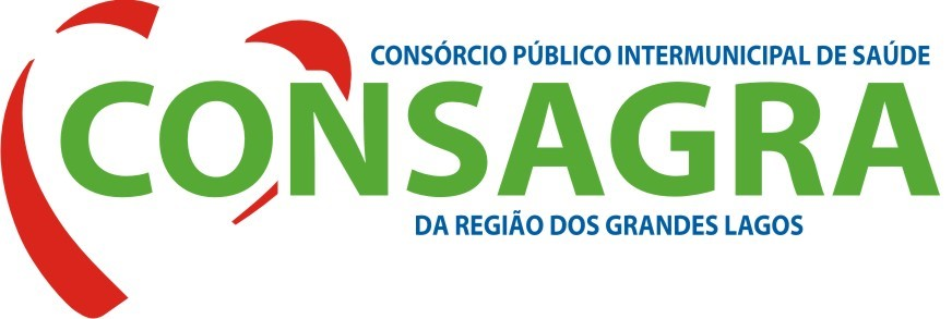 Logo da entidade CONSAGRA - Consórcio Público Intermunicipal de Saúde da Região dos Grandes Lagos