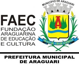 Logo da entidade Fundação Araguarina de Educação e Cultura - FAEC