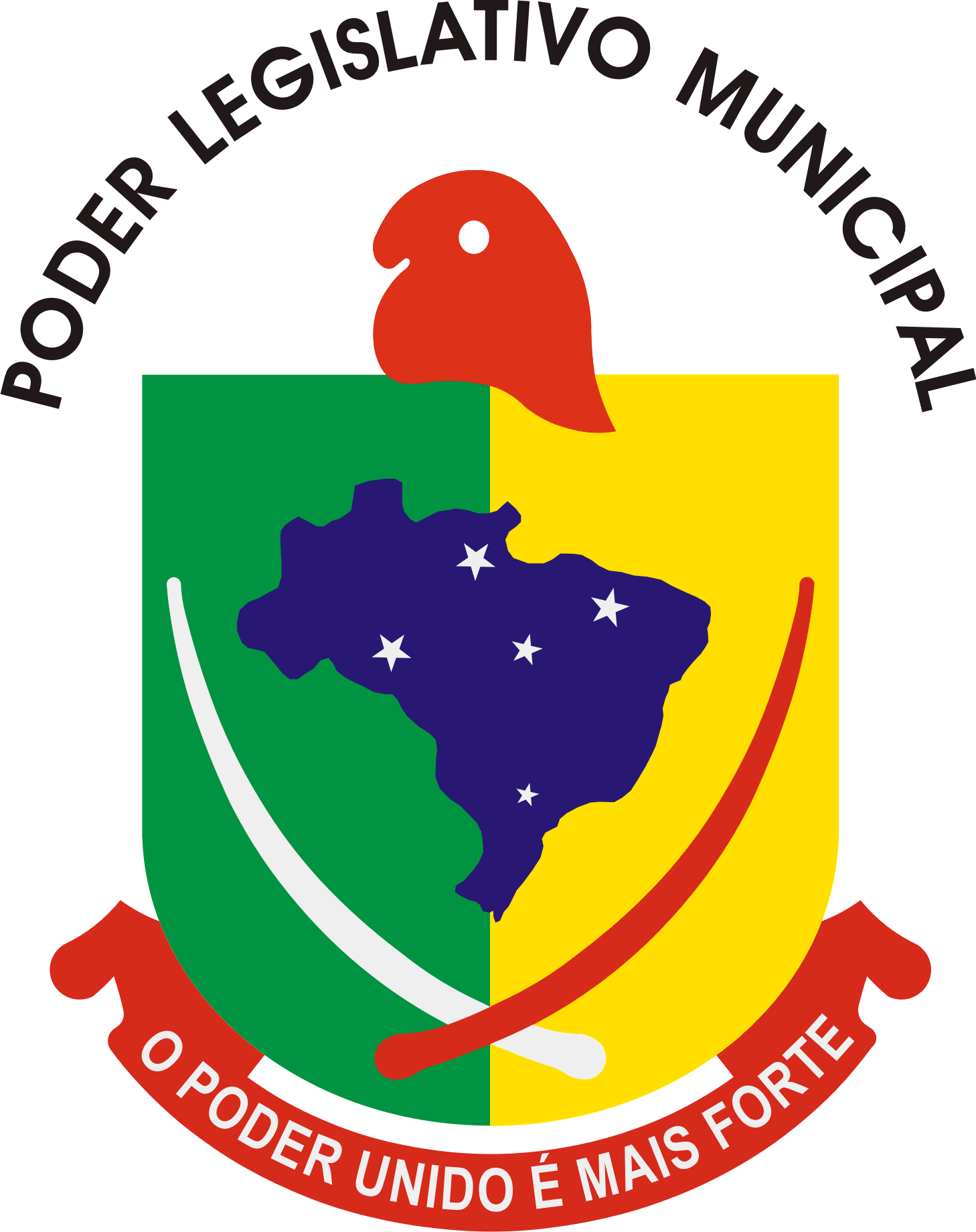 Logo da Câmara de Vereadores de São Miguel da Boa Vista