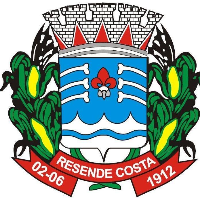 Logo da entidade CÂMARA MUNICIPAL DE RESENDE COSTA