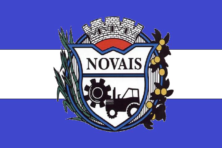 Logo da entidade Município de Novais/SP