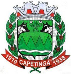 Logo da entidade PREFEITURA MUNICIPAL DE CAPETINGA - MG
