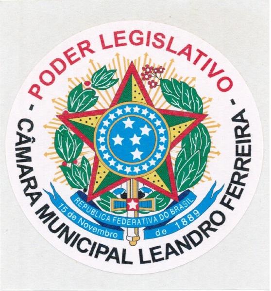Logo da entidade Câmara Municipal Leandro Ferreira