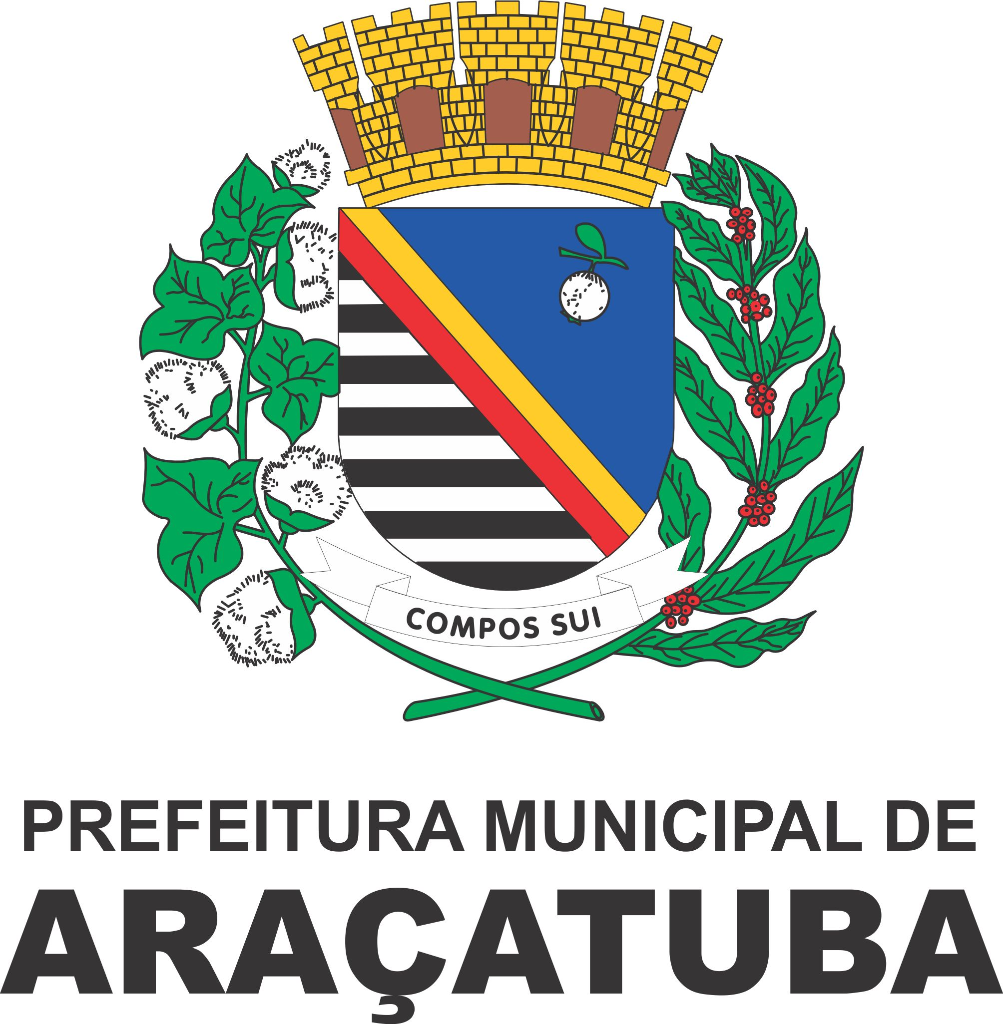 Logo da entidade Prefeitura Municipal de Araçatuba