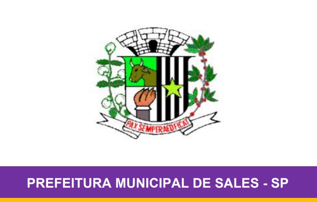 Logo da PREFEITURA MUNICIPAL DE SALES