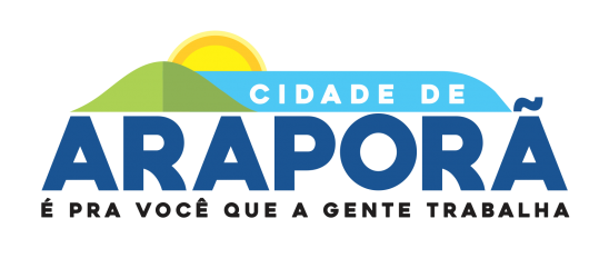 Logo da entidade PREFEITURA MUNICIPAL DE ARAPORA - MG