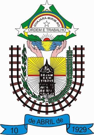 Logo da entidade Municipio de Guajará Mirim