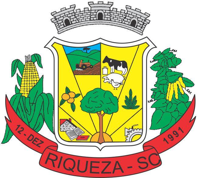Logo da Prefeitura Municipal de Riqueza