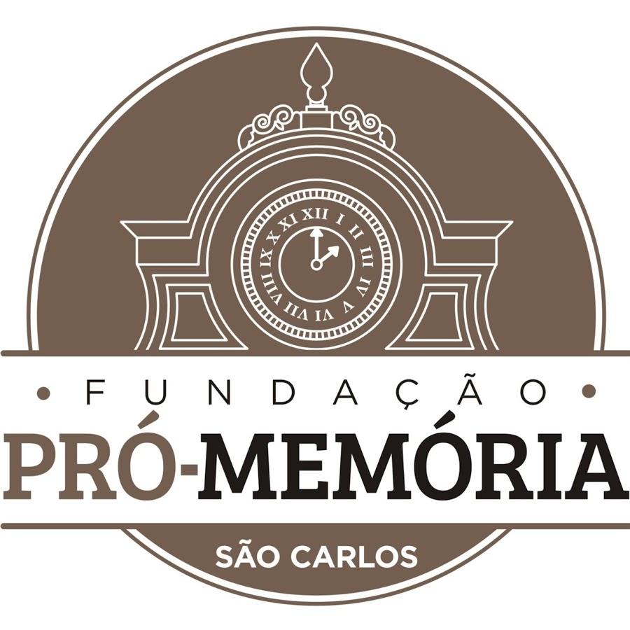 Logo da entidade Fundação Pró-Memória de São Carlos