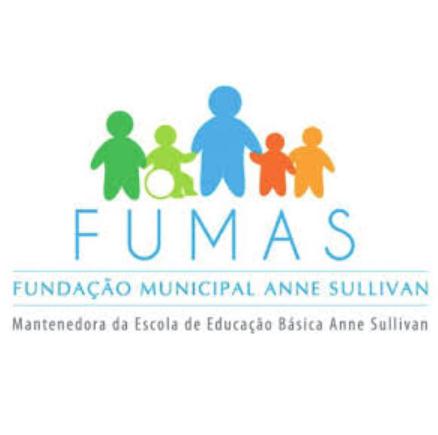 Logo da entidade FUNDAÇÃO MUNICIPAL ANNE SULLIVAN - FUMAS