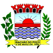 Logo da entidade Prefeitura do Município de Riachão do Poço