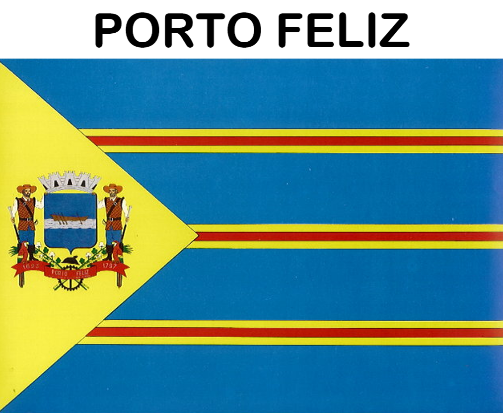 Logo da Município de Porto Feliz