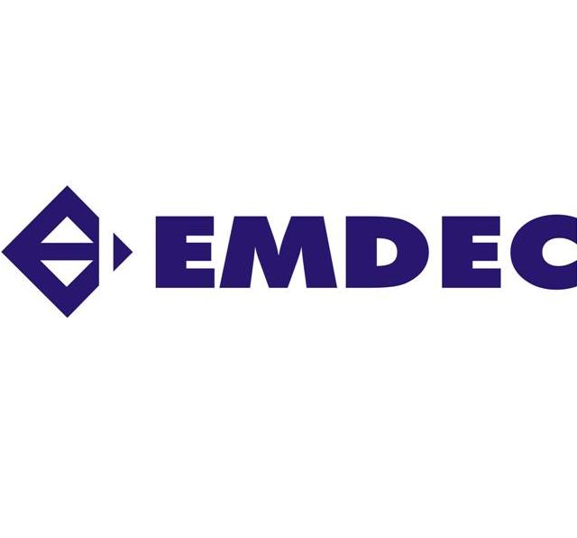 Logo da entidade EMDEC - SP