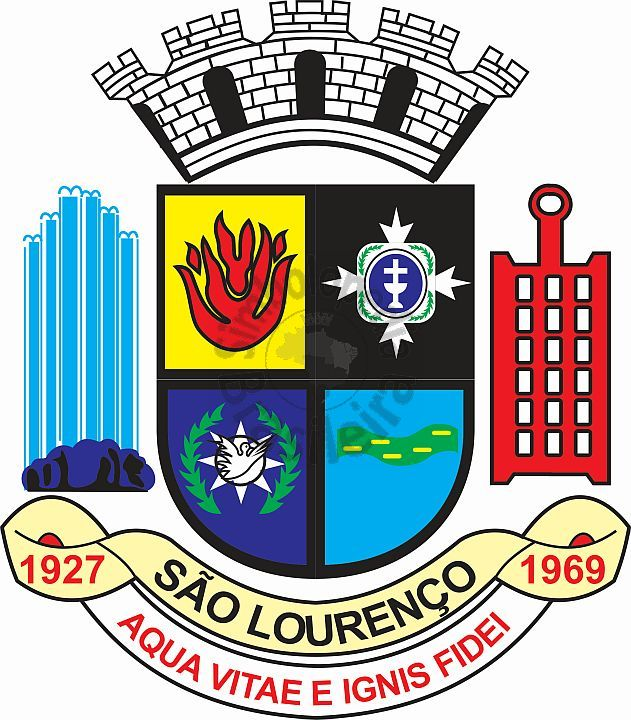 Logo da entidade Prefeitura Municipal de São Lourenço