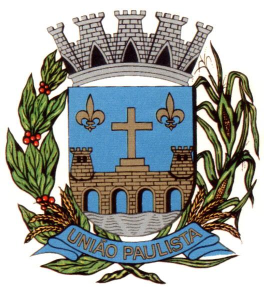Logo da entidade PREFEITURA MUNICIPAL DE UNIÃO PAULISTA