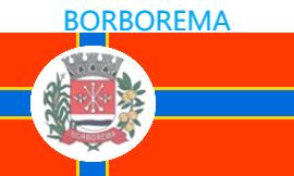 Logo da MUNICÍPIO DE BORBOREMA