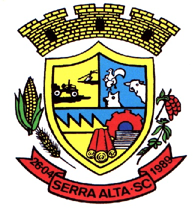 Logo da entidade Prefeitura Municipal de Serra Alta