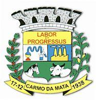 Logo da entidade Prefeitura Municipal de Carmo Mata
