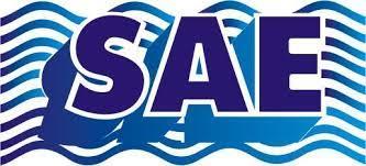 Logo da entidade SAE – Araguari