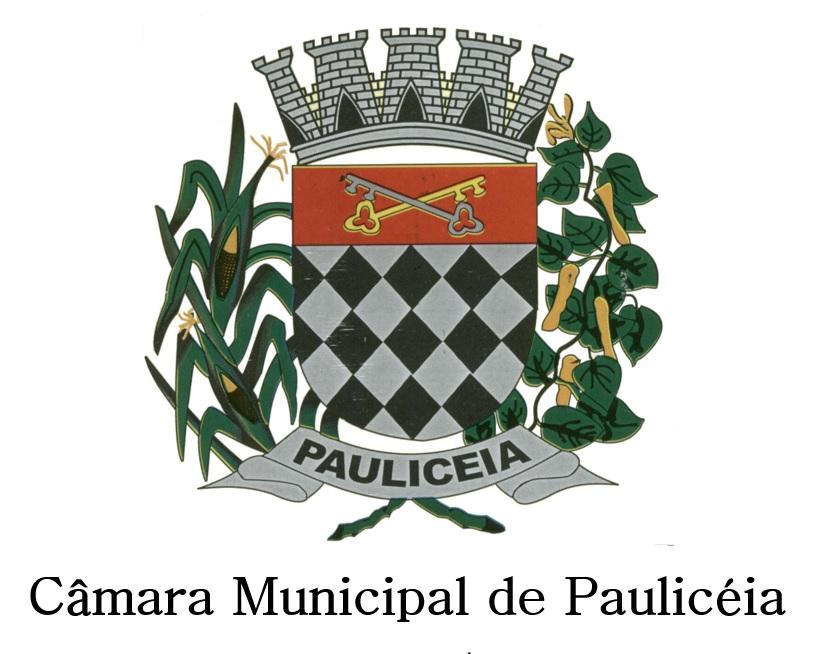 Logo da entidade CÂMARA MUNICIPAL DE PAULICÉIA