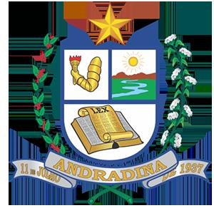 Logo da entidade Prefeitura Municipal de Andradina