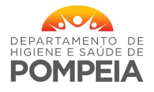 Logo da entidade DEPARTAMENTO DE HIGIENE E SAÚDE DE POMPÉIA
