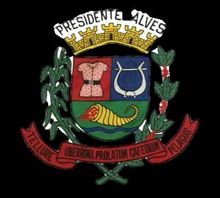Logo da entidade Prefeitura Municipal de Presidente Alves
