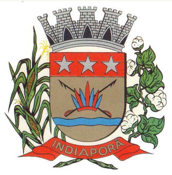Logo da entidade PREFEITURA MUNICIPAL DE INDIAPORÃ - SP