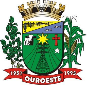 Logo da entidade PREFEITURA MUNICIPAL DE OUROESTE - SP