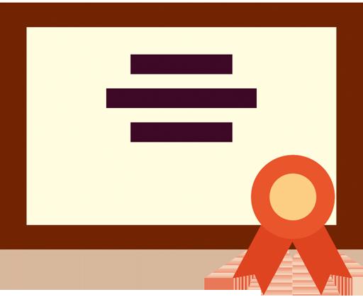 Obtenha o certificado de aprovação em Processos Seletivos e Concursos Públicos