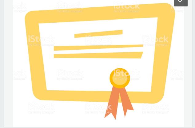 Obtenha o Certificado de Aprovação em Concursos ou Processos Seletivos.